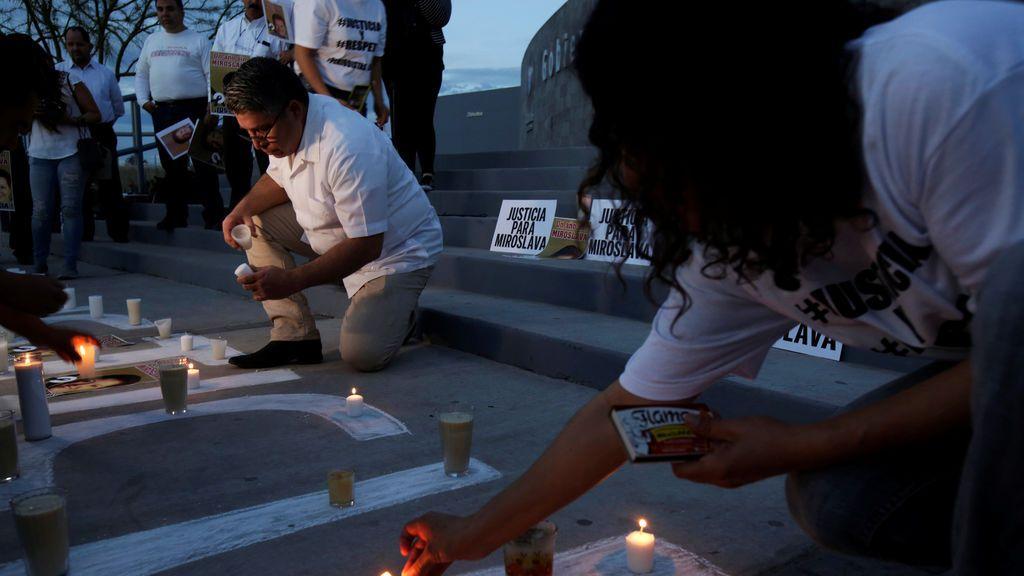 Recuerdo a Miroslava Breach, periodista asesinada en México hace un año
