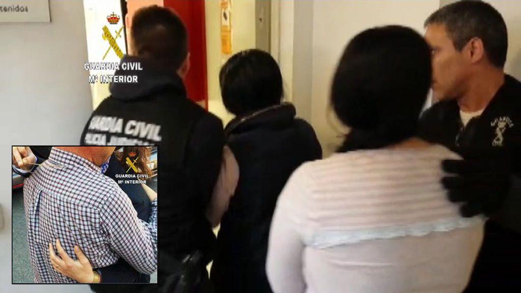 Cae un grupo especializado en el 'abrazo cariñoso' a ancianos en Alicante