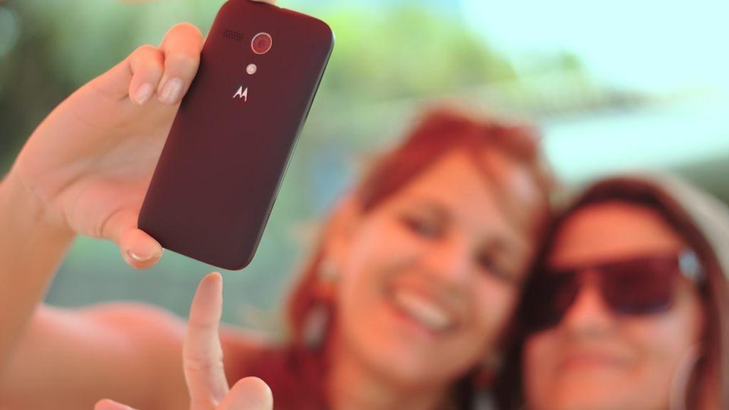 Detenida una mujer que se hizo un 'selfie' con el móvil que acababa de robar
