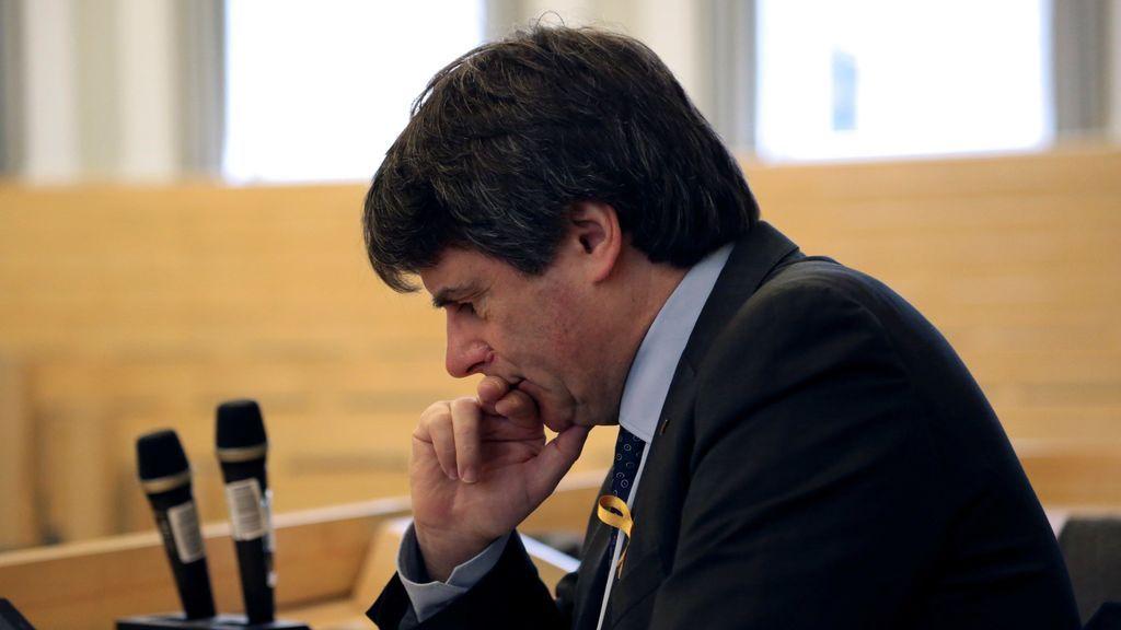 Puigdemont se presentará ante la policía finlandesa