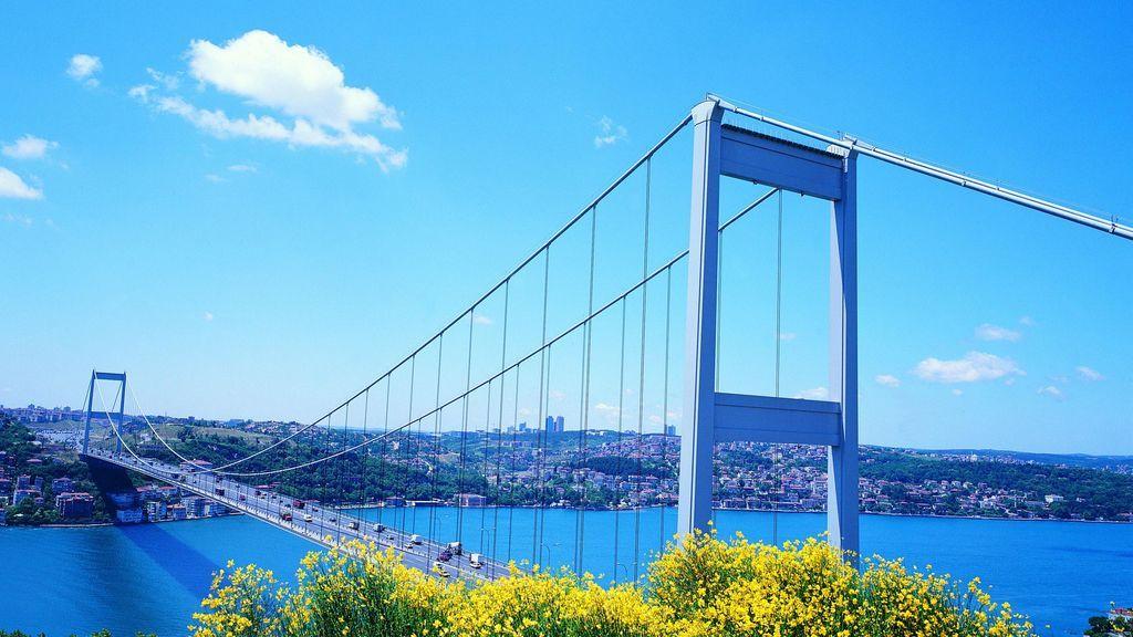 Puente del Bosforo