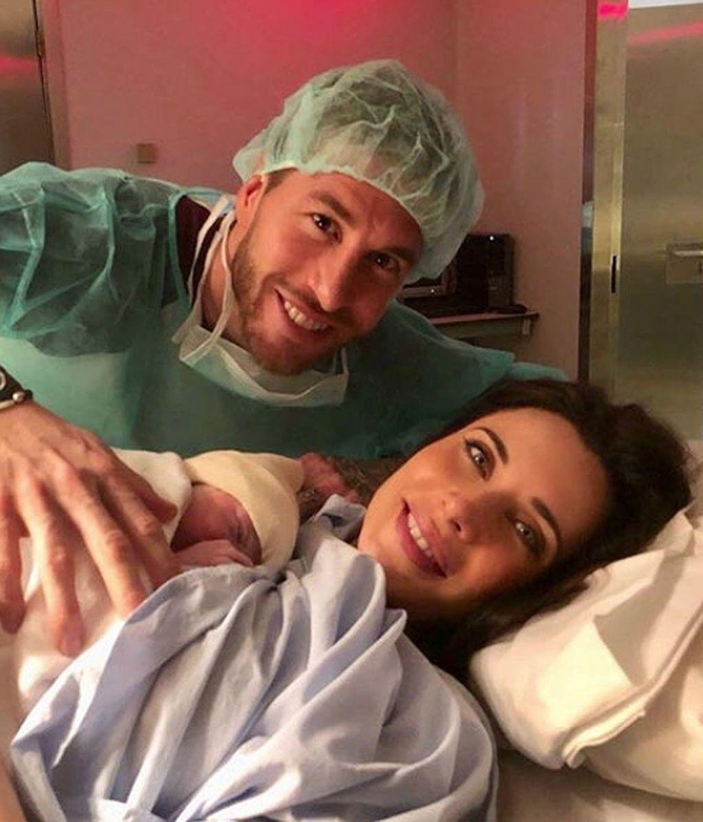 ¡Pilar Rubio da a luz a su tercer hijo! Se llama Alejandro y ha pesado tres kilos