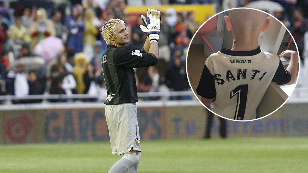 """Cañizares despide a su hijo Santi: """"Seguro que es lo que él merece"""""""