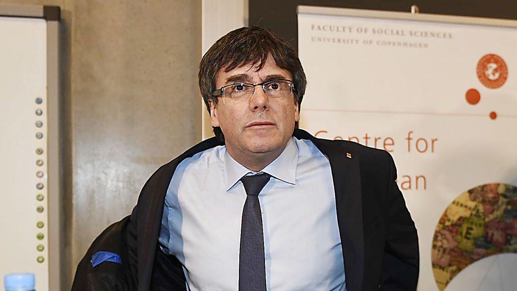 Reacciones políticas a la detención de Carles Puigdemont en Alemania