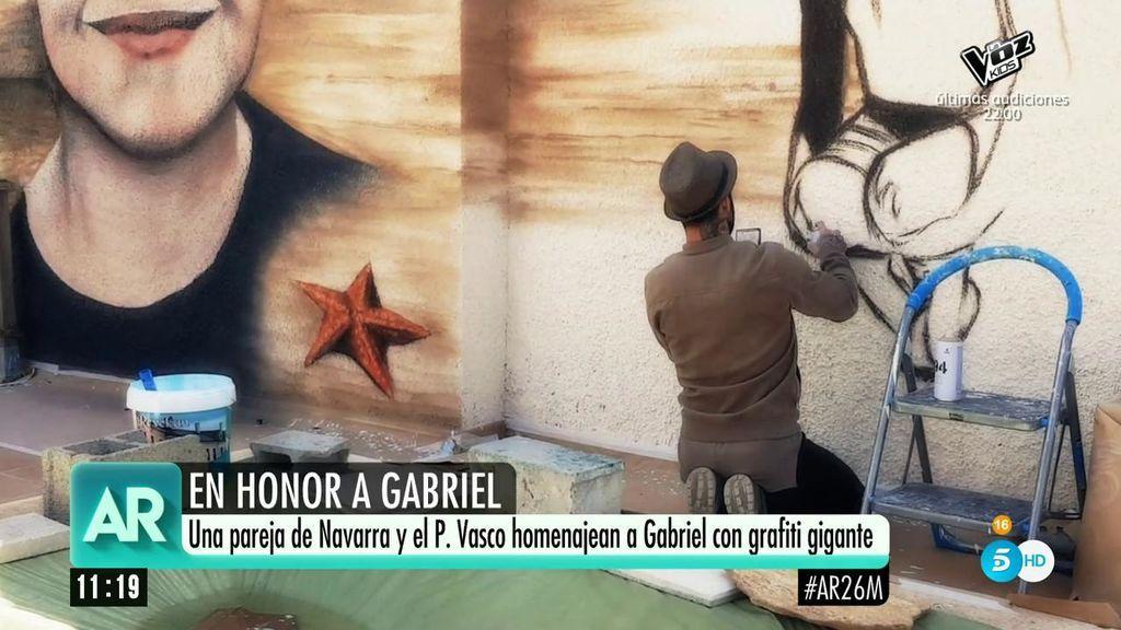 Grafiti de Gabriel