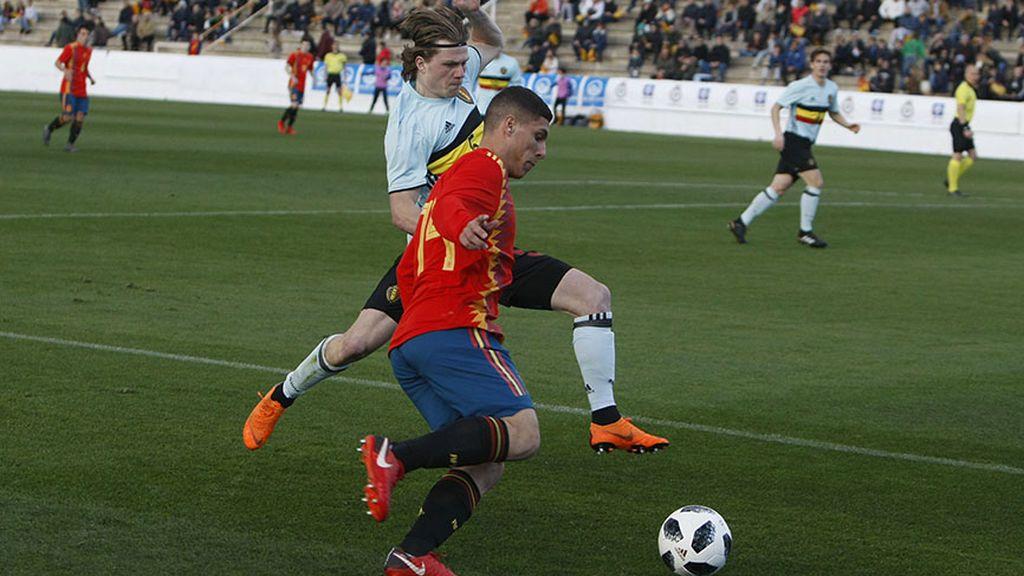 Martes de fútbol en Cuatro: Francia - España sub 19 a las 17.30 y España - Estonia sub21 a las 19:30