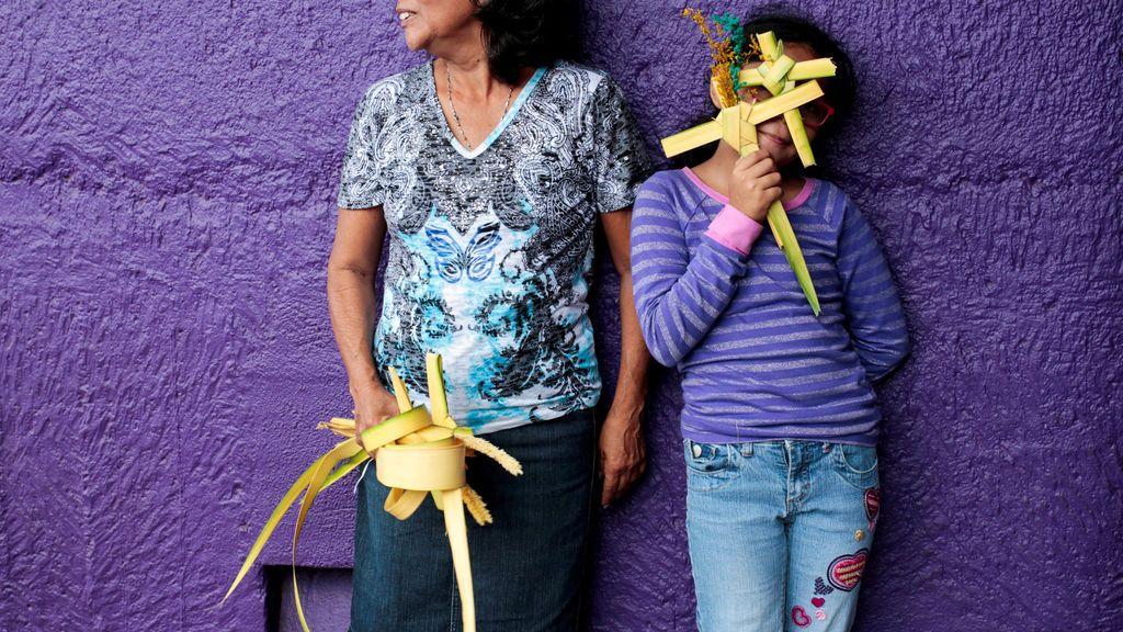 Domingo de Ramos en Nicaragua