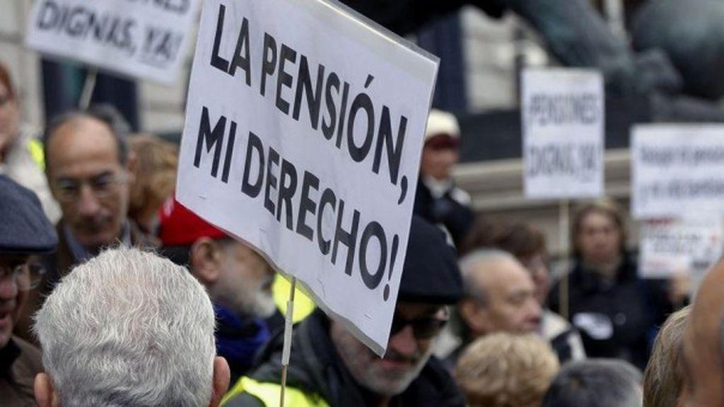 Las pensiones mínimas y de viudedad subirán un 2%, según el acuerdo para los PGE