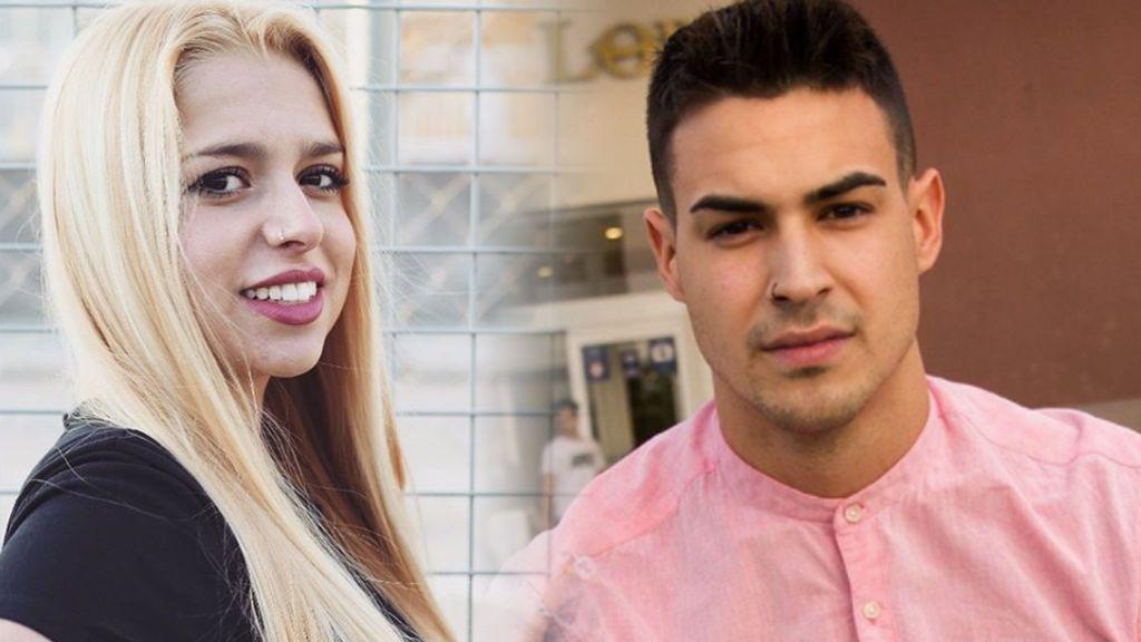 El reencuentro más esperado: Iván Sánchez y Judith 'MyH' coinciden de fiesta