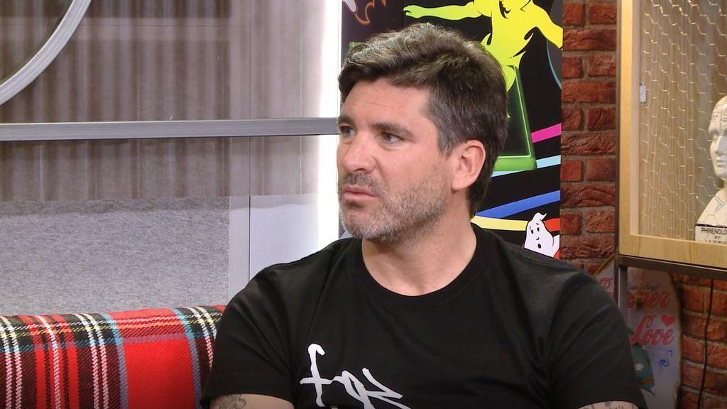"""Toño, tras su polémica contestación a Toñi Moreno: """"Reaccioné así porque no me habló de corazón"""""""