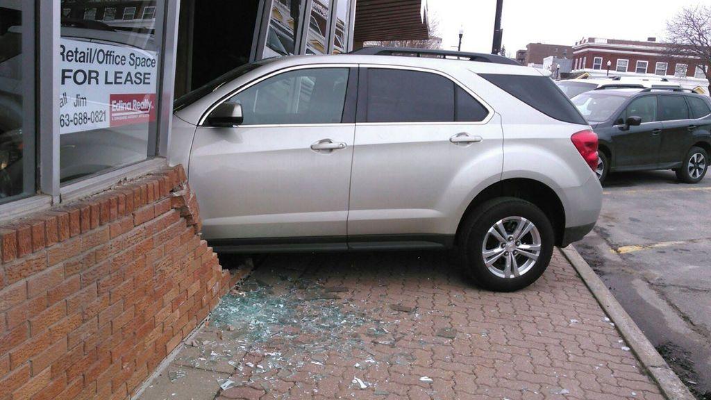 El examen de conducción que terminó mal