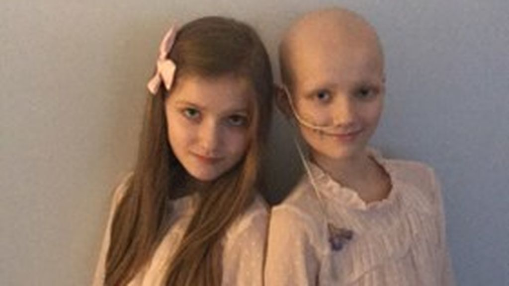 Tiene cáncer de riñón pero los síntomas los desarrolla su gemela