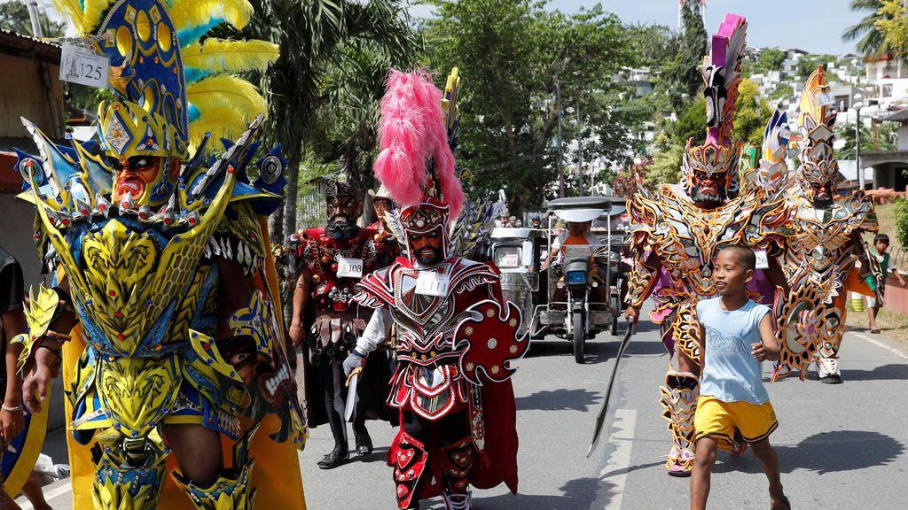 Celebraciones de Semana Santa en Filipinas