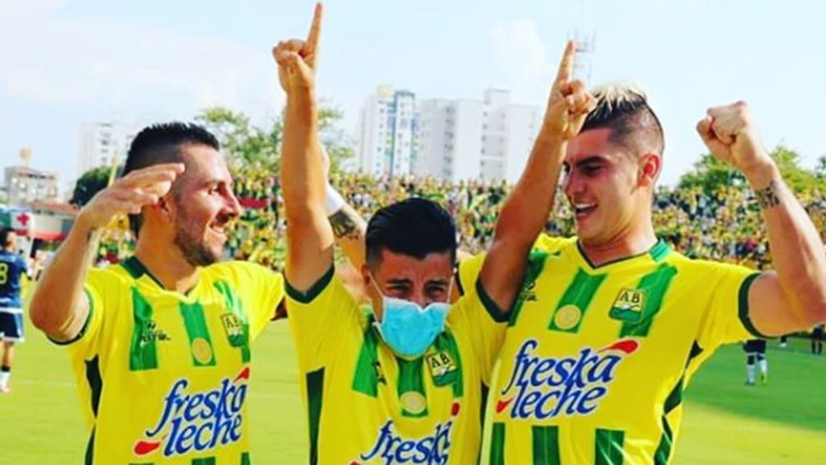 """La dedicatoria del gol que emociona a Colombia: """"A mi hija con leucemia y a todos los luchadores"""""""