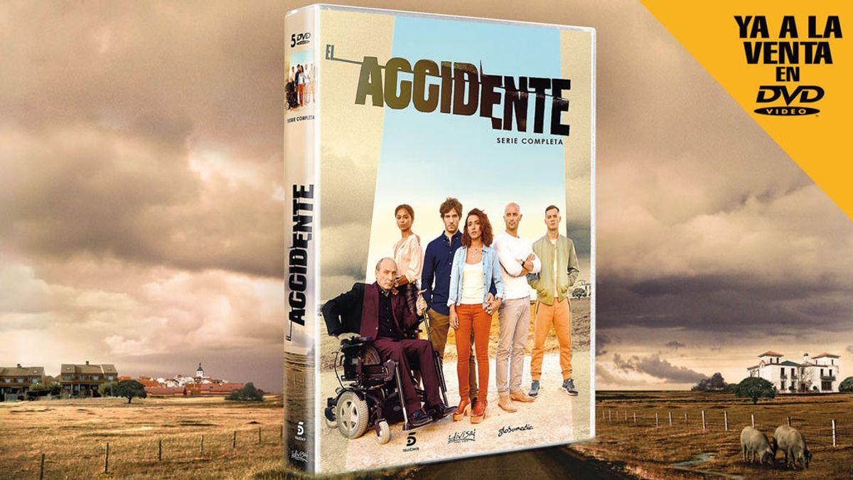 """¡Ya a la venta la primera temporada de """"El Accidente""""!"""