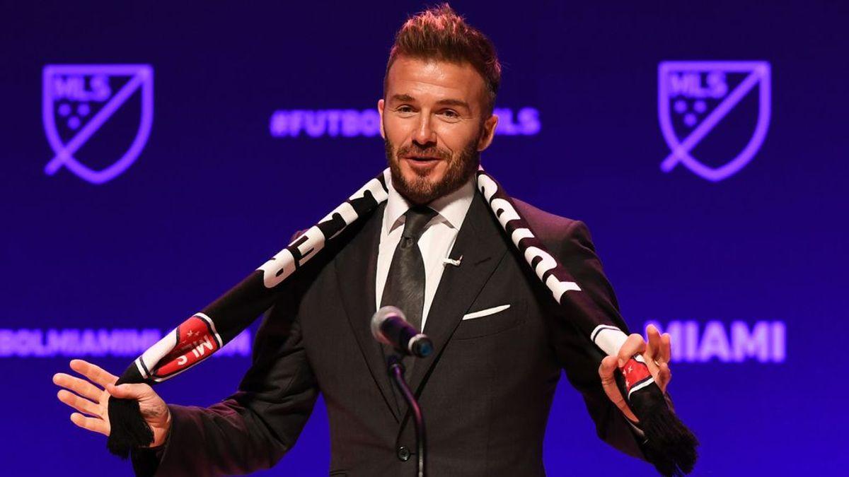 Los tres primeros 'super fichajes' que quiere Beckham para su equipo de la MLS