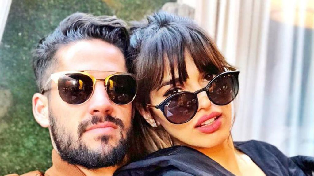 Isco Alarcón y Sara Sálamo, víctimas de ataques en las redes sociales.