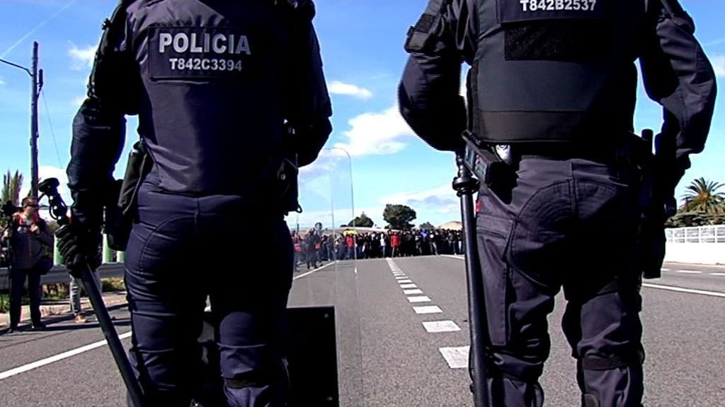 Las protestas en Cataluña se repiten días después de la decisión del Juez Llarena