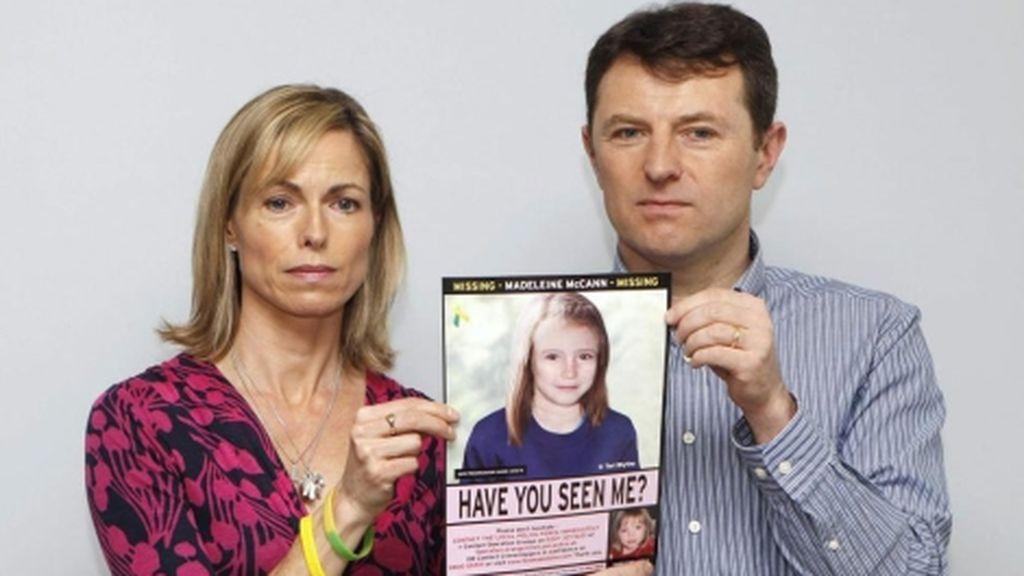 La Policía va a seguir buscando a Madeleine McCann