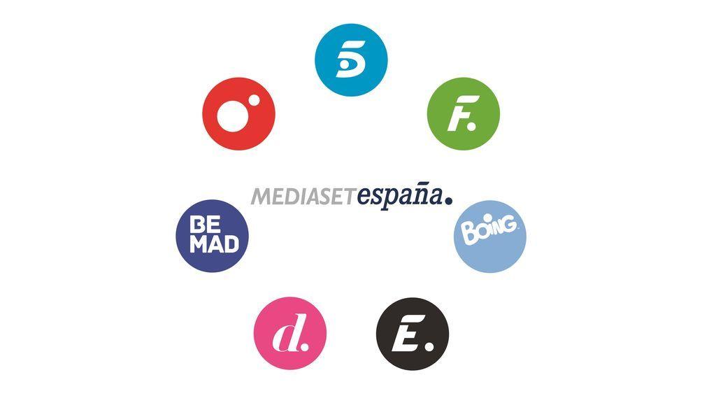 Mediaset España, grupo audiovisual líder en febrero en consumo de vídeo online con 154 millones de vídeos reproducidos
