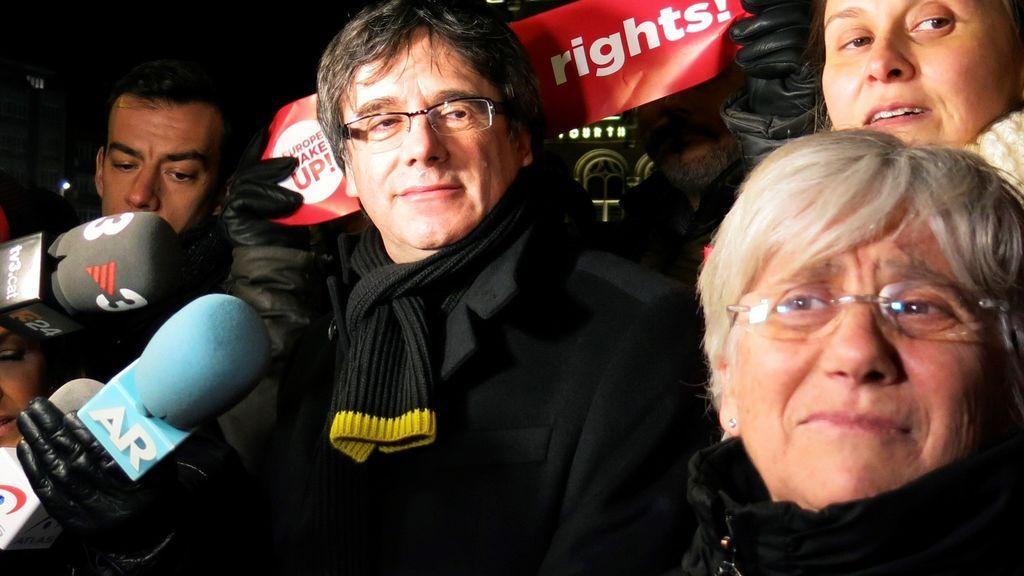 """Ponsatí pide apoyo económico """"urgente"""" para defenderse y activa una campaña de 'crowdfunding'"""