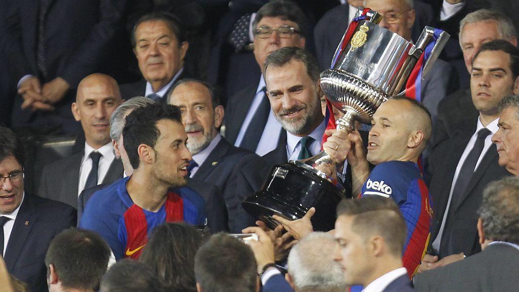 Una exdirectiva del Barcelona pide que el equipo no juegue la final de la Copa del Rey en señal de protesta por las detenciones políticas en Cataluña