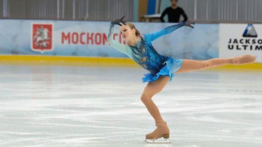 Alexandra Trusova: De dormir con los patines puestos, a lograr un récord histórico con solo 13 años