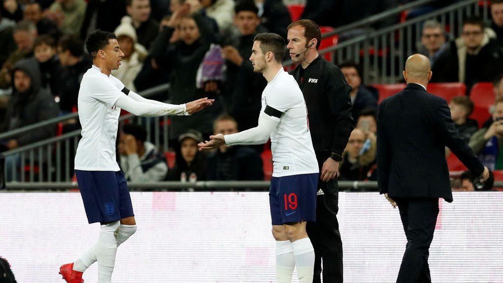 El abuelo de un jugador inglés gana 19.000 euros con el debut de su nieto con la Selección