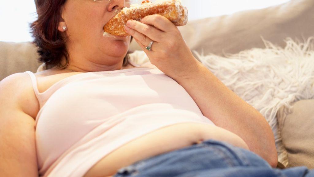 Las personas obesas no sienten el sabor real de los alimentos