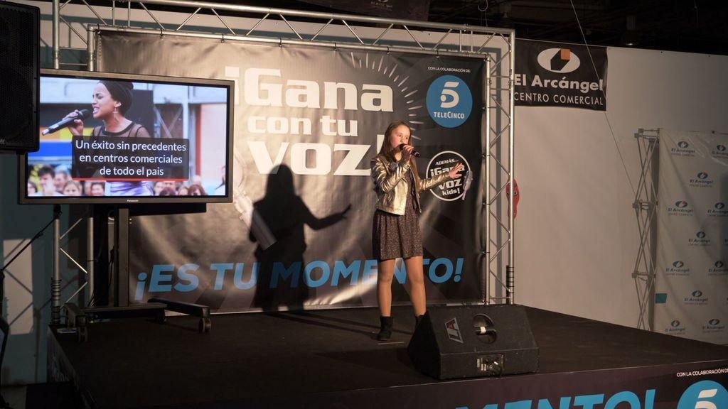 ¡Laura Bautista alcanza la primera posición en Córdoba!