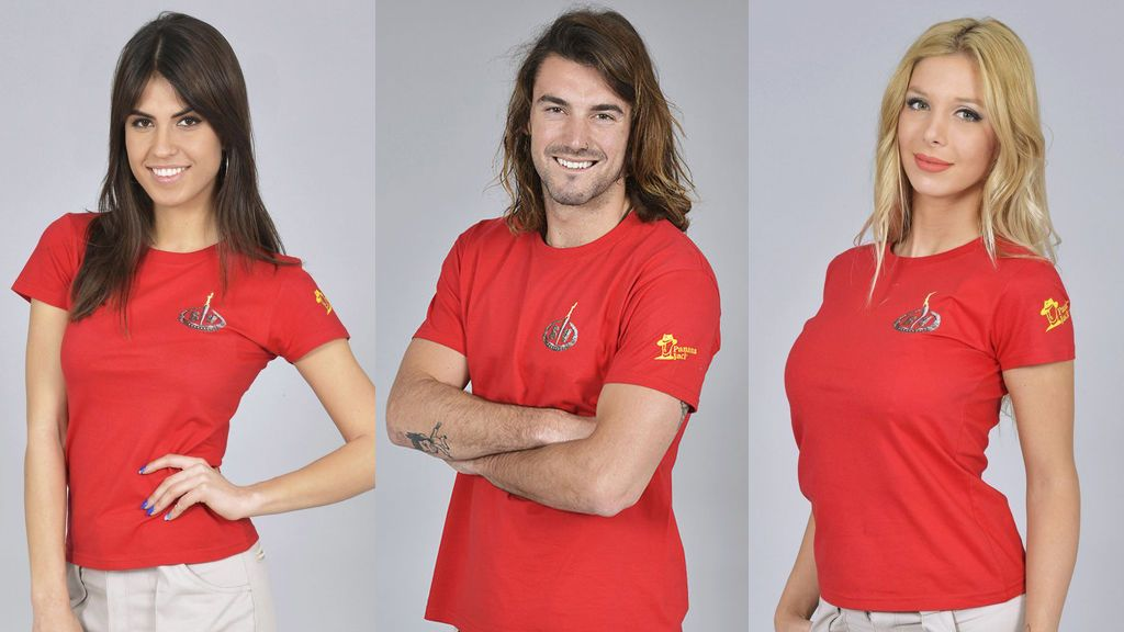 ¿Triángulo amoroso en 'Supervivientes 2018'? ¿Acabará Logan con Sofía o con Romina? ¡Vota!