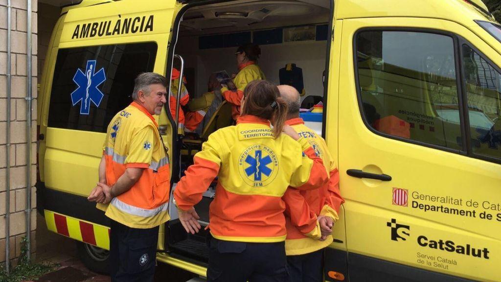 Muere un hombre atropellado por un vehículo de limpieza en Barcelona