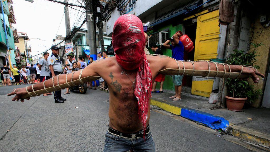 Semana Santa en Filipinas