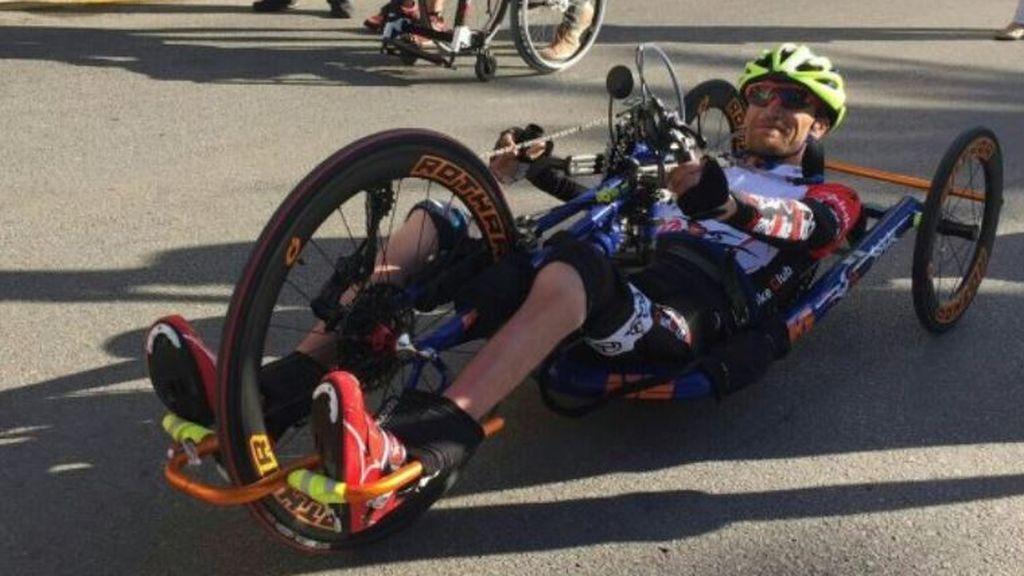 José Ángel Aceitón, campeón de España de ciclismo adaptado, muere en un accidente de tráfico mientras entrenaba