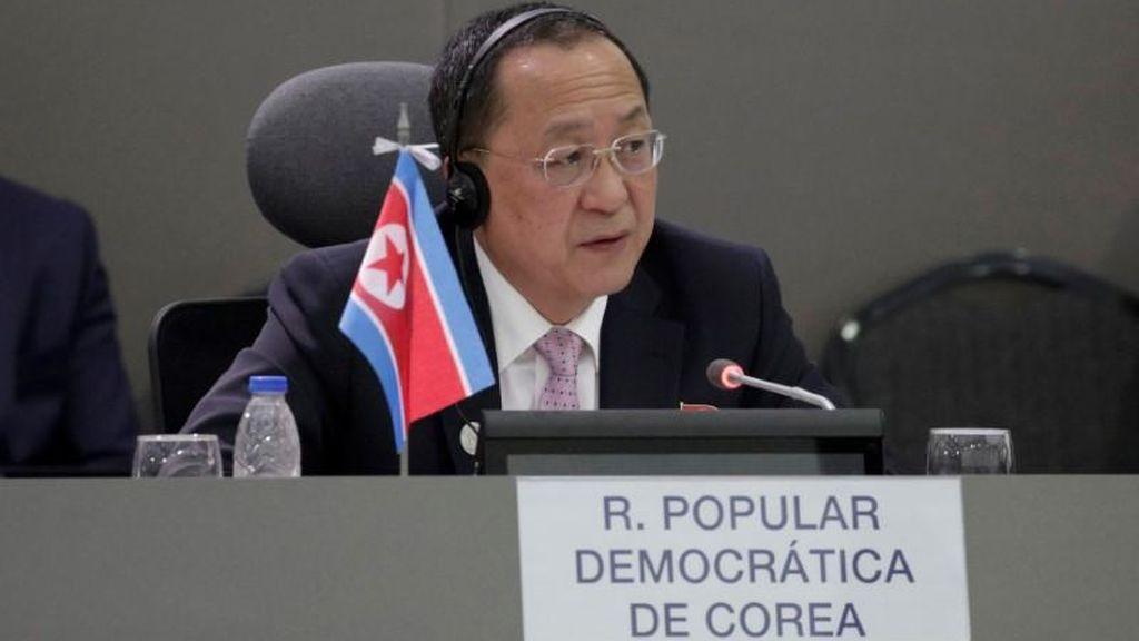 Moscú prepara una visita a Rusia del ministro de Exteriores norcoreano
