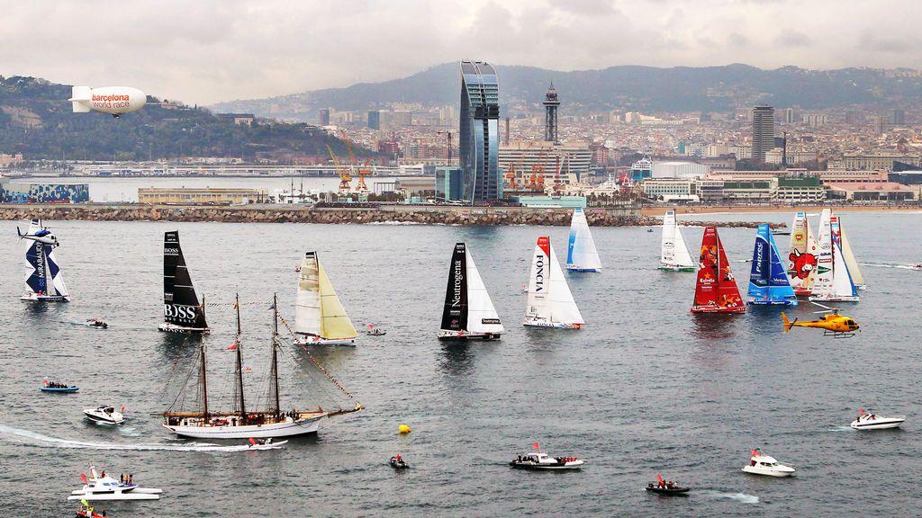 """Suspenden la Barcelona World Race ante las dificultades para encontrar patrocinio por la """"falta de estabilidad política"""""""