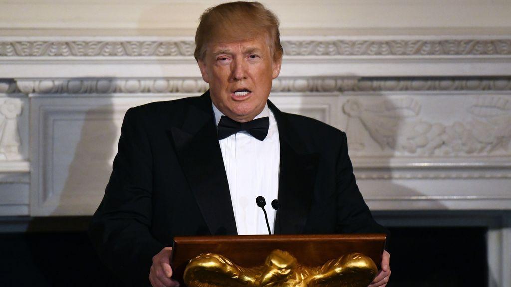 """Trump dice que EEUU retirará """"muy pronto"""" sus tropas de Siria y defiende """"que se encarguen otros"""""""