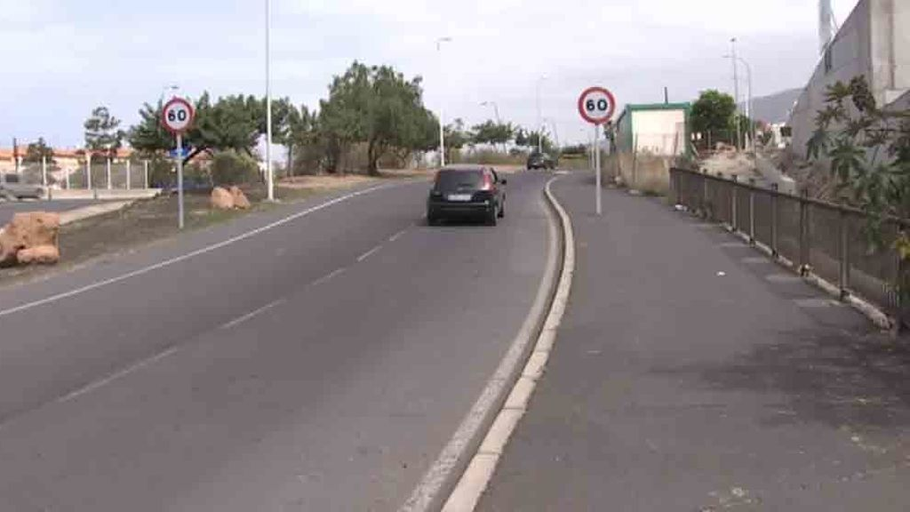 Buscan a un conductor que se dio a la fuga tras atropellar a un niño en Adeje