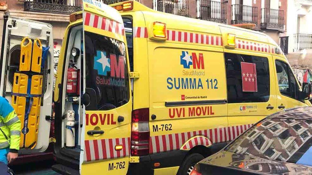 Tres heridos en una pelea tras consumir un tipo de 'droga caníbal' en Madrid