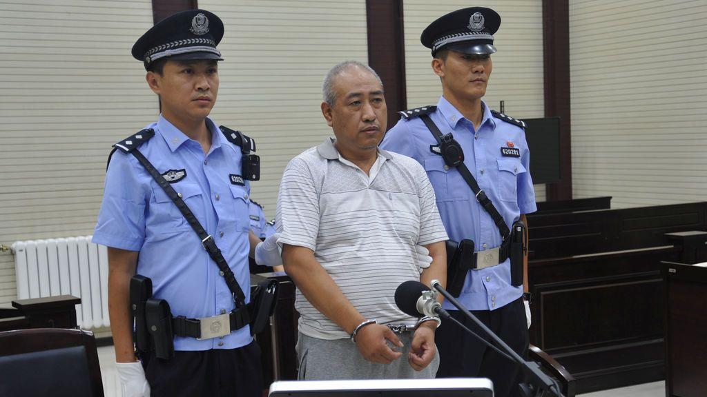 China condena a la pena capital a un asesino en serie por matar a once mujeres