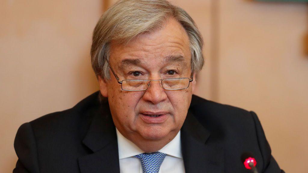 """Guterres advierte de que el mundo avanza hacia una situación """"similar"""" a la de la Guerra Fría"""