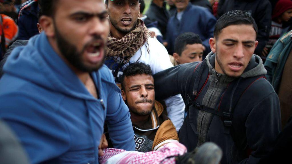 Guterres pide una investigación sobre la muerte de 16 palestinos en Gaza