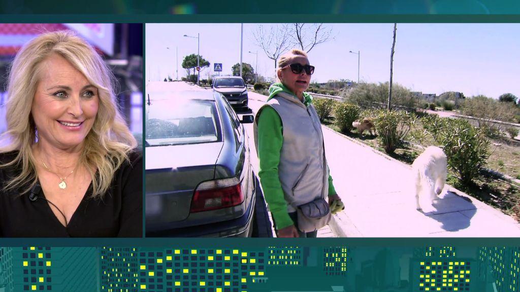 24 horas con Lucía Pariente: Su nueva vida tras sus escándalos televisivos