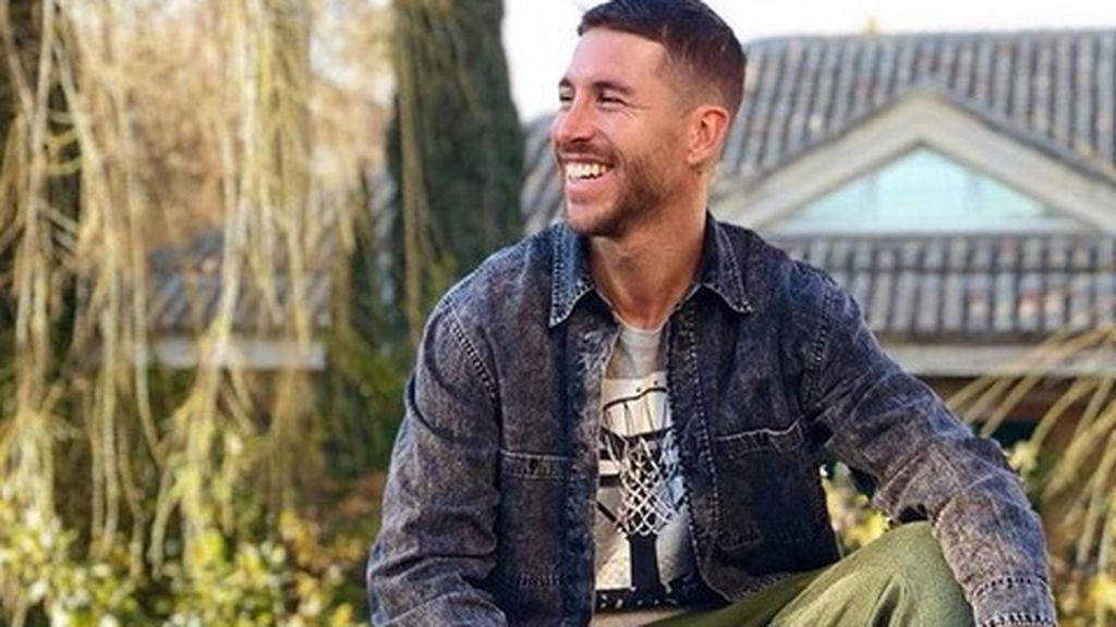 Sergio Ramos presume del increíble regalo de cumpleaños de Pilar Rubio