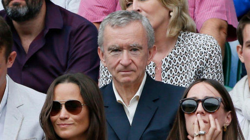 El suegro de Pippa Middleton, investigado en Francia por violar a una menor en los años 90