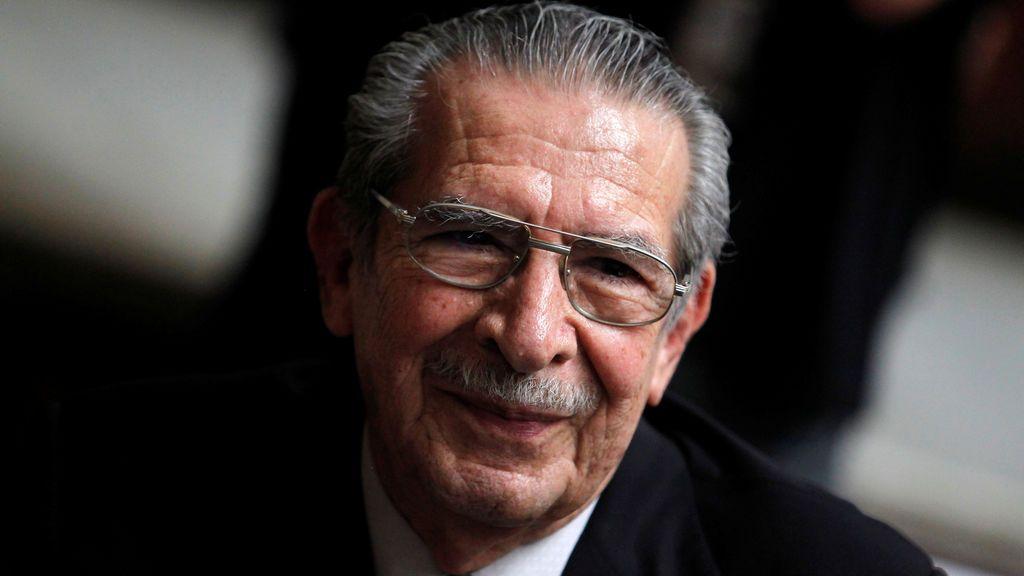 Muere a los 91 años de edad el dictador guatemalteco José Efraín Ríos Montt