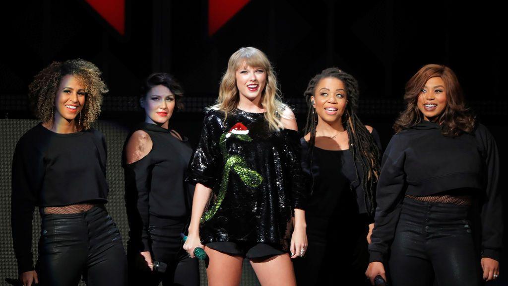 Increíble pero cierto: Taylor Swift pone de moda el vídeo vertical
