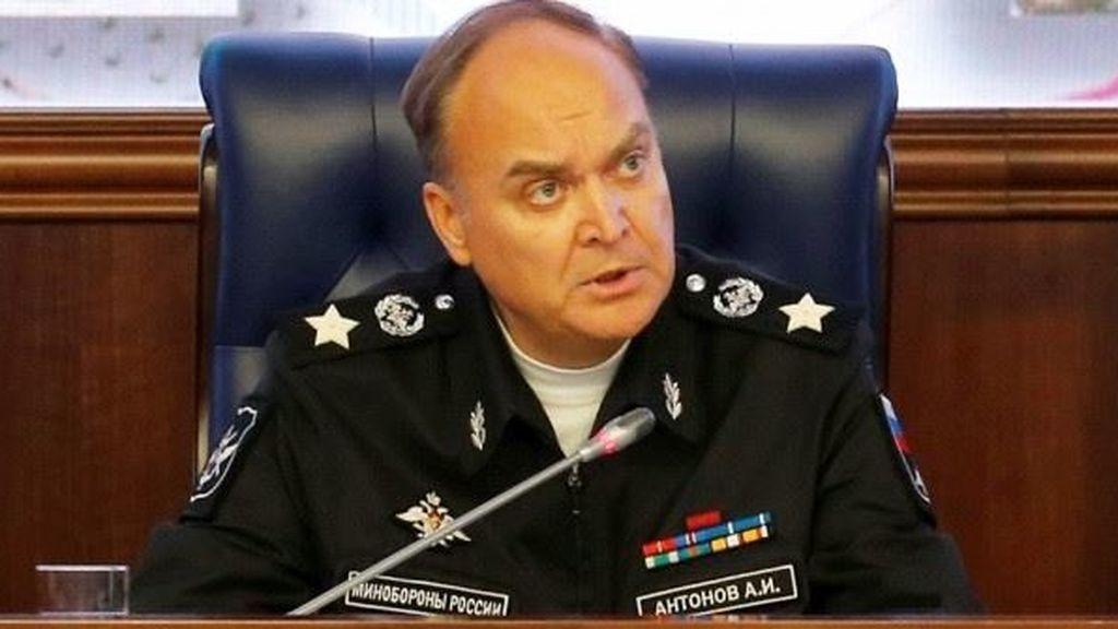 """El embajador ruso en EEUU asegura que Skripal es """"una excusa"""" para provocar a Rusia"""