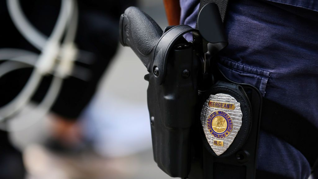 Un policía mata a un afroamericano en Carolina del Norte en un control policial