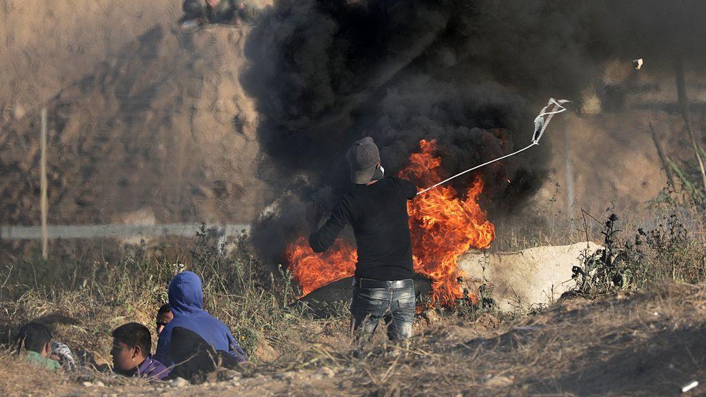 La muerte de un palestino eleva a 17 los fallecidos por la represión israelí en Gaza